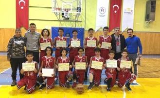 Analig Basketbol Takımımız Çeyrek Finale Yükseldi
