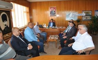 MHP Milletvekili Adaylarından Ticaret Borsası Ziyareti