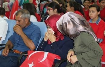 Karaman'da Gençler 15 Temmuz'u Unutmadı