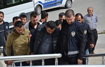 Asayiş Uygulamasında Aranan 12 Kişi Yakalandı