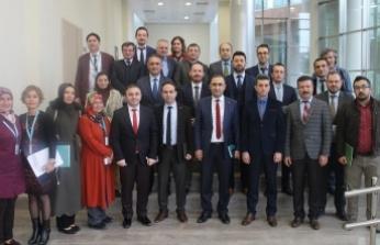 2018 Yılı Verimlilik Değerlendirme Toplantısı Yapıldı