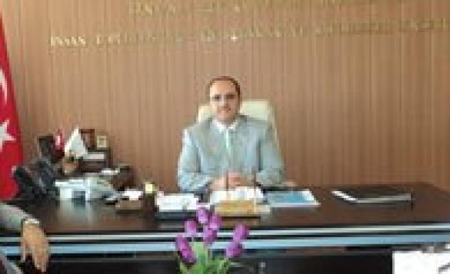 Istanbul Il Milli Egitim Müdürü Dr. Muammer Yildiz'dan Il Milli Egitim Müdürüne Ziyaret