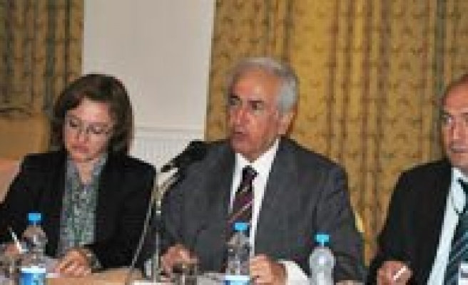 15. Ulusal Kiraz-Visne Çalisma Grubu Ermenek'te Toplandi