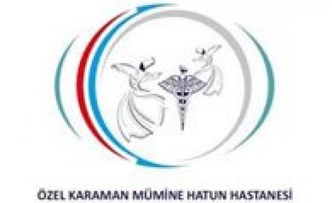 Mümine Hatun Hastanesinden Karaman'da Bir Ilk