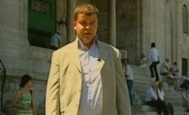 Görme Engelli Yarismaci Mustafa Yilmaz Jüri Üyelerini Duygulandirdi