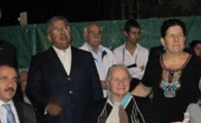 200 Kisinin Katilimiyla Ikev Yemegi Gerçeklestirildi