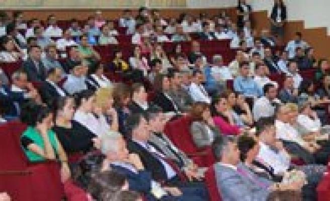 Hatuniye Medresesi 130 Akademisyene Tanitildi