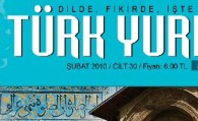 Türk Yurdu-Türk Dili Konulu Panel yapilacak