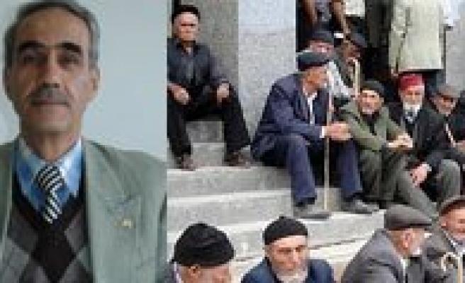 """Emekliler Dernegi Baskani Yilmaz:""""Intibak Yasasinin Takipçisi Olmaya Devam Edecegiz"""""""