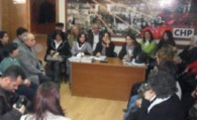 Kadina Yönelik Siddete Karsi Mücadele Günü
