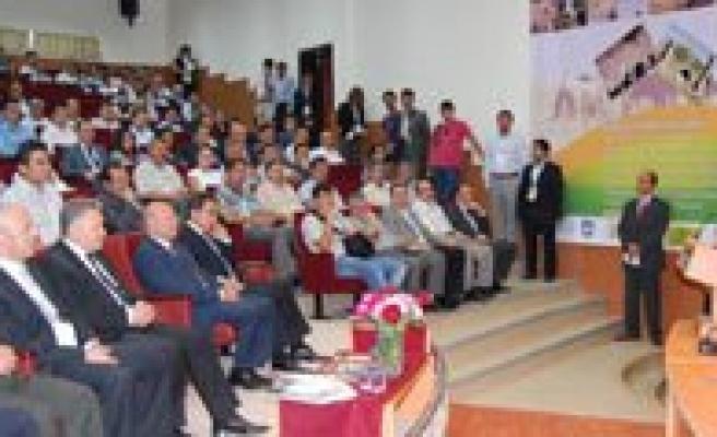 KMÜ'de Üç Yilda Alti Ulusal Ve Uluslararasi Bilimsel Toplanti