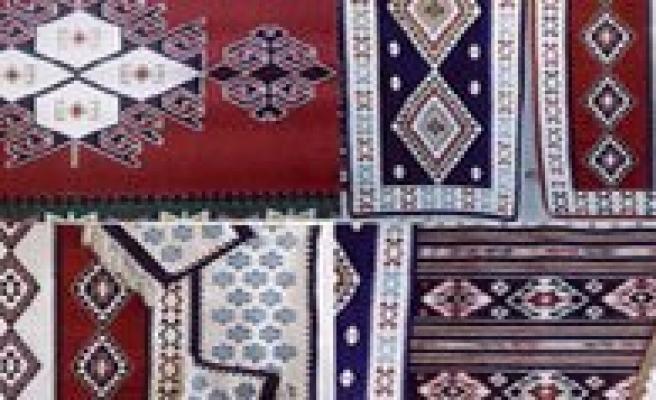 Türk Süsleme Ve El Sanatlari Sergisi Açiliyor
