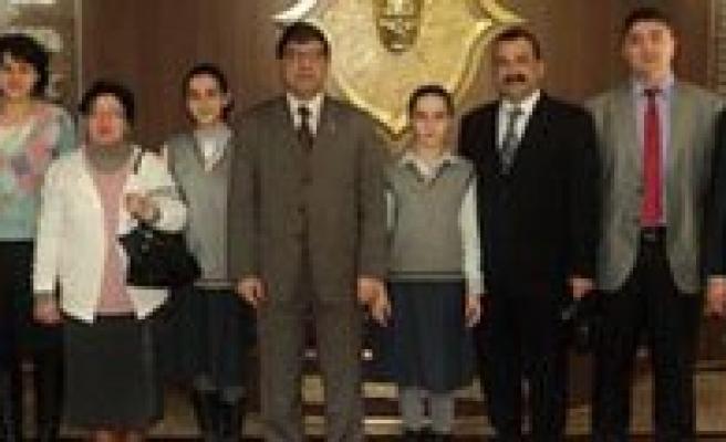 Maresal Mustafa Kemal Ilkögretim Okulu Fransa Yolcusu
