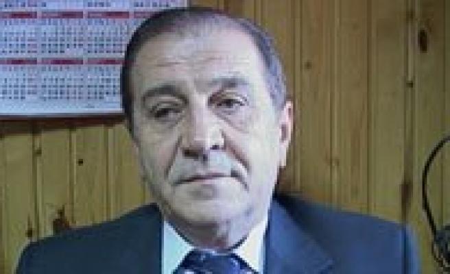 "CHP Il Baskani Ertugrul: ""Akp, Milli Bayramlarimiza Takti"""
