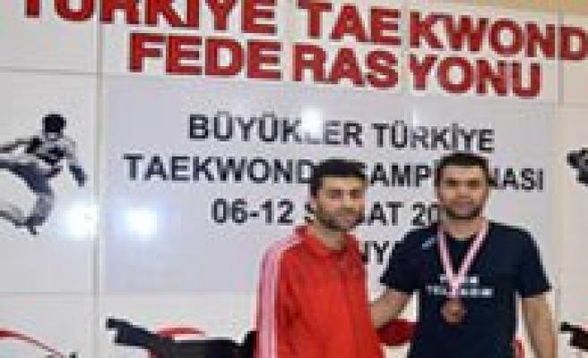 Taekwon-Do Büyükler Türkiye Sampiyonasi Alanya`da Gerçeklestirildi