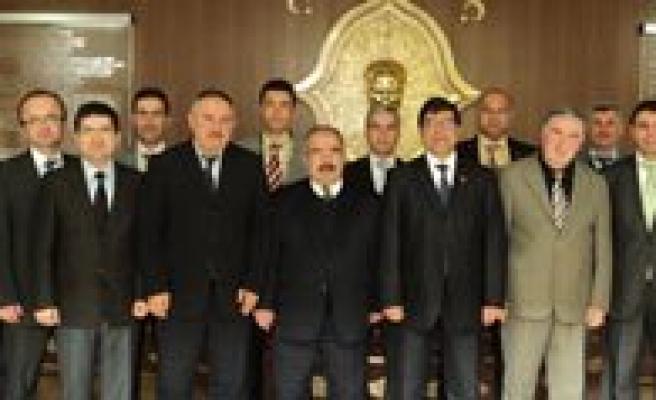Egitim Heyetimiz Romanya'ya Gidiyor