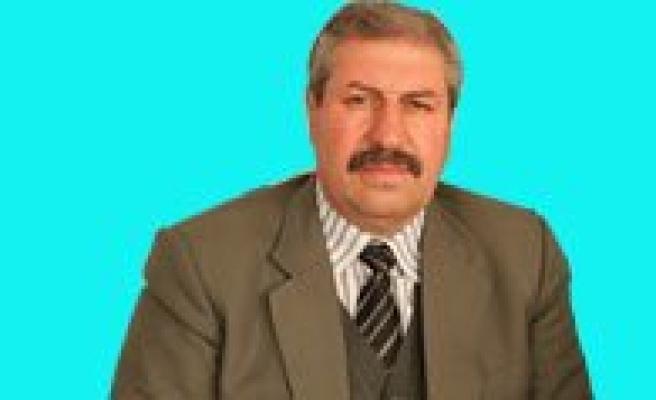 """Ziraat Odasi Baskanligina Adayi Karaduman:""""Tecrübelerimi Karaman Çiftçisinin Menfaatleri Için Kullanacagim"""""""