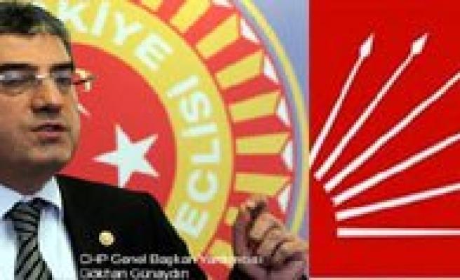 Ayranci CHP'de Seçimler 23 Mart'ta