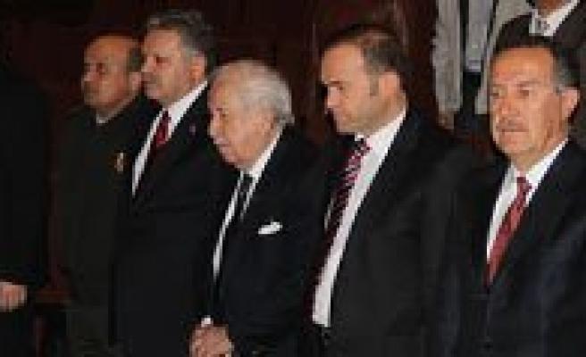 Karaman Ulusal Inanç Ve Kültür Turizmi Sempozyumu Basladi