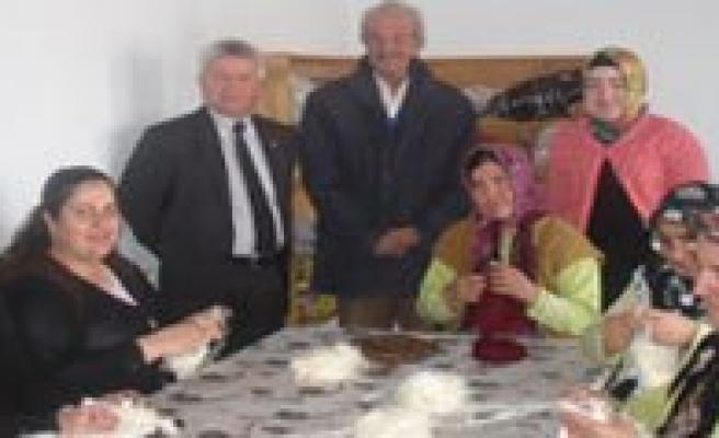 Karaman Bebeginin Öyküsü Projesi Taskale'de