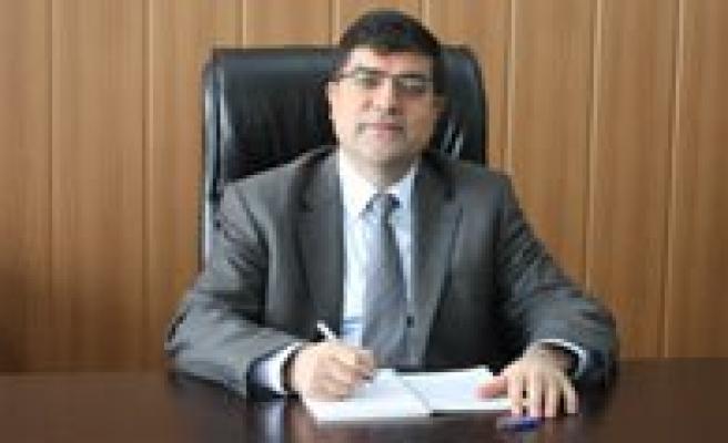 """Il Milli Egitim Müdürü Bekir Aksoy; """"Ögrencilerimize Basarilar Diliyoruz"""""""