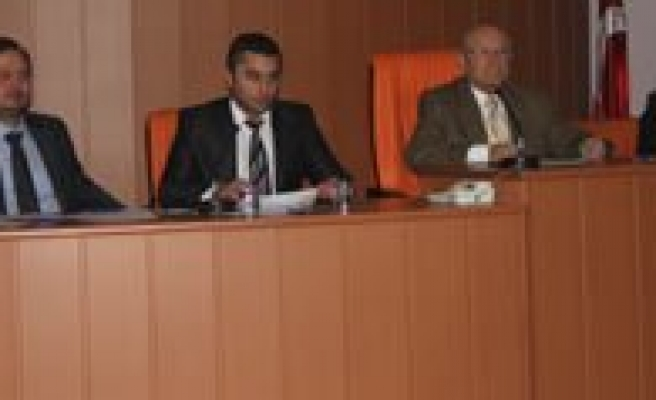 Belediye Meclisi 6 Nisan'da Yogun Bir Gündemle Toplaniyor