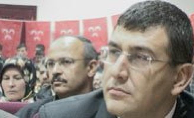 MHP Il Baskanligina Hatipoglu Yeniden Seçildi