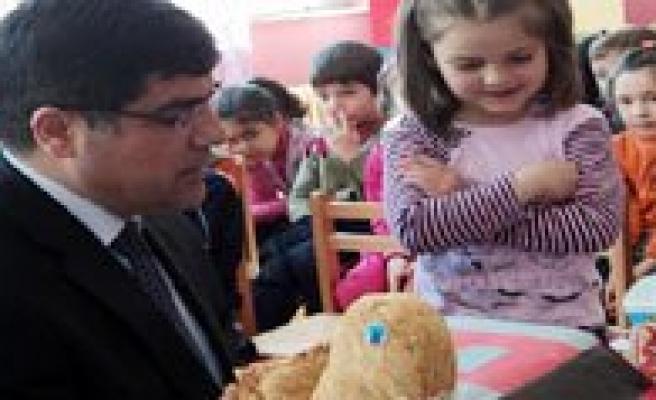 Sabiha Gökçen Ilkögretim Okulundan Benim Oyuncagim Projesi