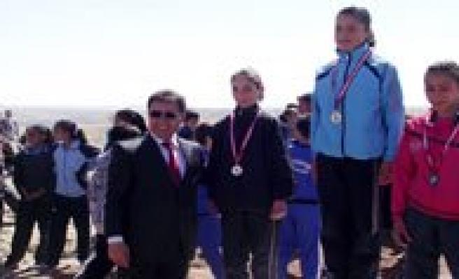 Atletizm Kros 1.Kademe Grup Müsabakasi Yapildi