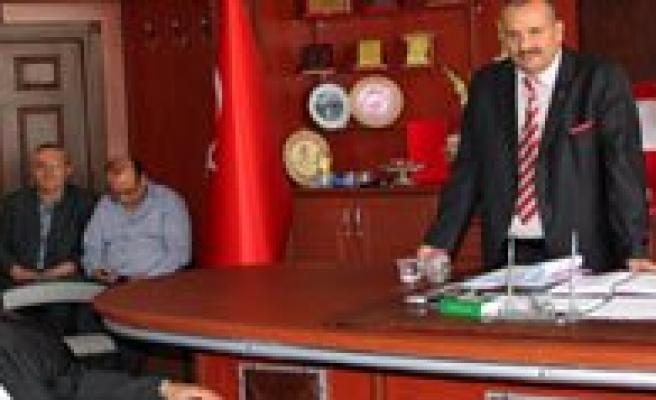 """Milletvekili Elvan: """"Esnaf Toplumumuzun Temel Direklerinden Biridir"""""""