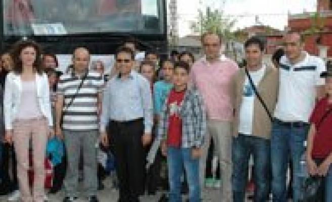 """Emniyet Müdürlügü """"Bahar Gezisi"""" Düzenledi"""