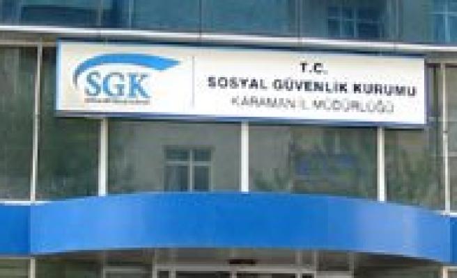 SGK, En Yüksek Prim Ödeyen Isverenlere Plaket Verecek