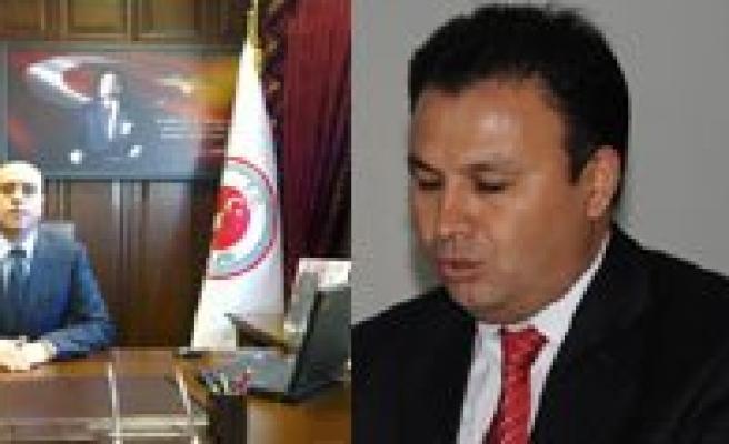 Agir Ceza Reisi Öztunç Ankara Hâkimligi'ne Atandi
