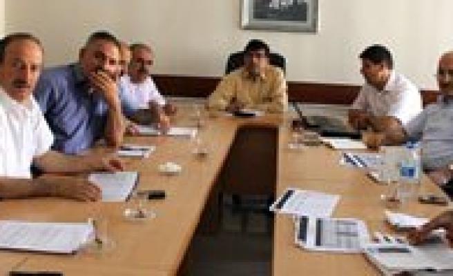 Il Milli Egitim Müdürlügü Stratejik Plani Güncellendi