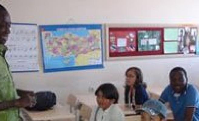 Gevher Hatun Koleji Ingilizce Dil Kursu Açti