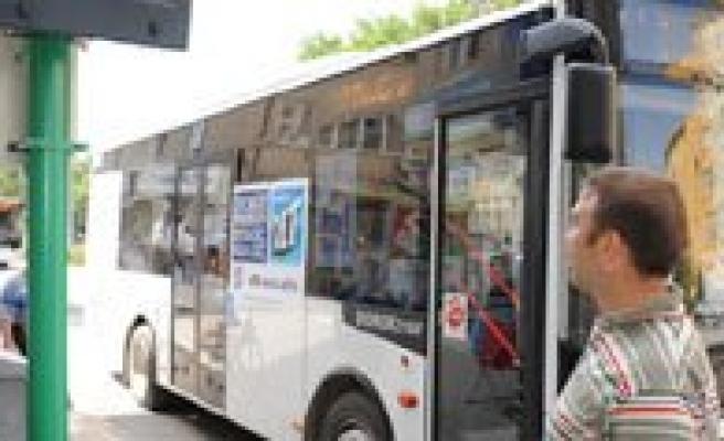 LYS Adaylarina Belediye Otobüsleri Ücretsiz