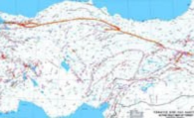 Deprem Tehditi Altindaki 30 Il Içinde Karaman'da Var