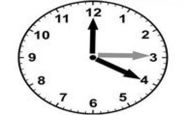 Artik Saat Degisikligi Olmayacak