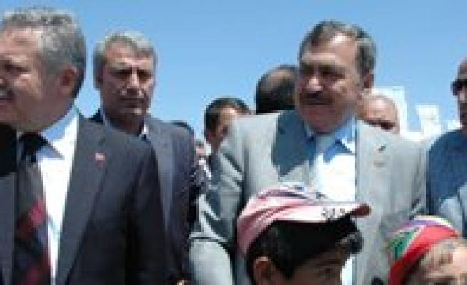 Bakan Eroglu: `2012 Ve 2013 Yillarini, Bakanligimizin Karaman`daki Hamle Yillari Ilan Ediyorum`