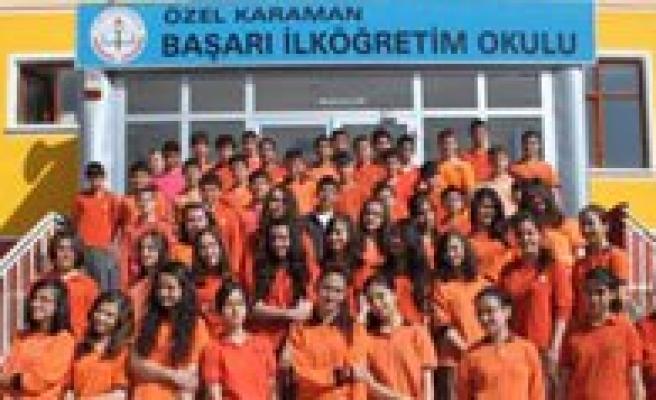 Özel Basari Koleji Sbs'de Ilk 100'de