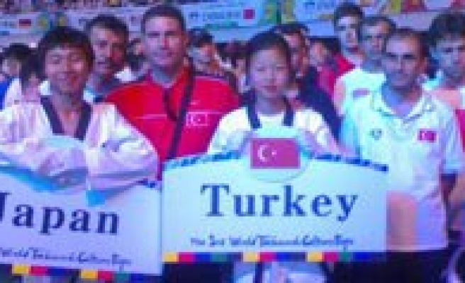 Taekwondo'da Güney Kore'den Bronz Madalya