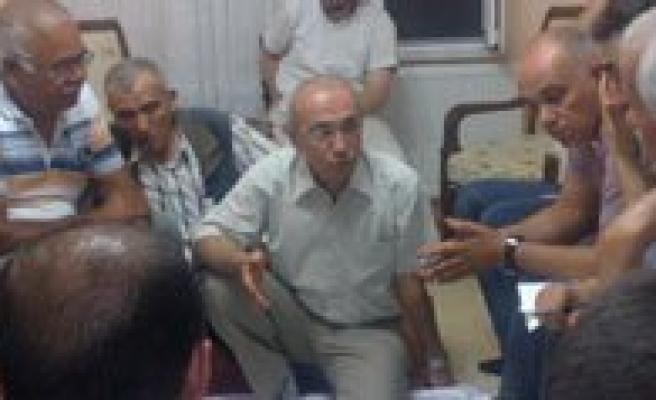Milletvekili Elvan, Seçim Bölgesi Karaman'da Sorunlari Dinliyor
