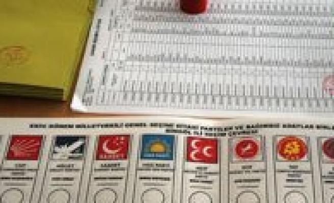 Yerel Seçimler 2013 Sonbaharinda Yapilacak