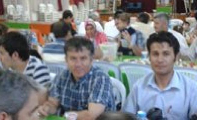 Il Milli Egitim Müdürlügünde Iftar Gelenegi Devam Ediyor