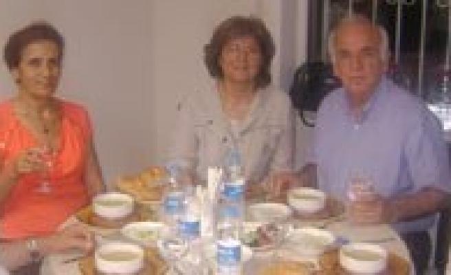 KARYAD'in Iftar Yemegine Ilgi Yogundu