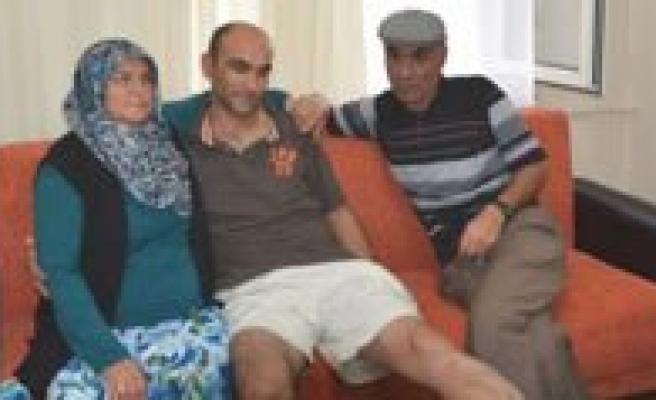 Hakkari`deki Çatismada Yaralanan Uzman Çavus Baba Ocagina Döndü