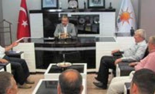 Milli Egitim Bakani Dinçer Karaman'daydi