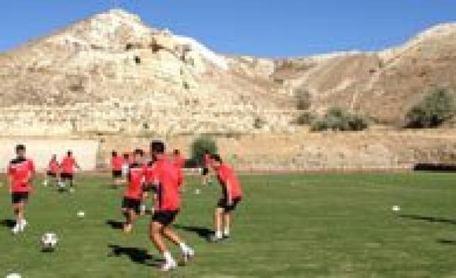 Belediye Spor Ürgüp'te Kampa Girdi