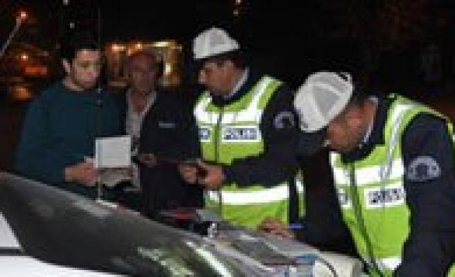 Asayis Polisine Trafik Görevi