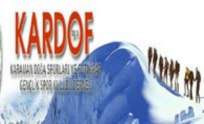 KARDOF Ibrala Barajina Yürüyecek